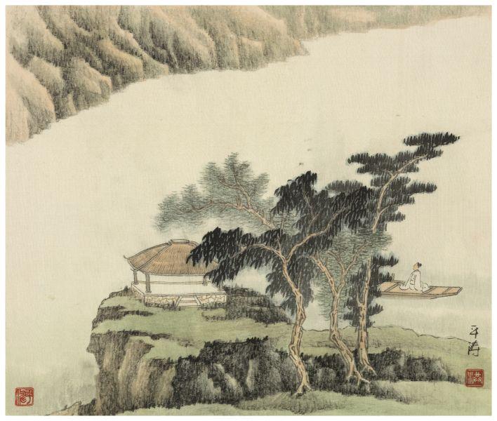 洪平濤-山水7
