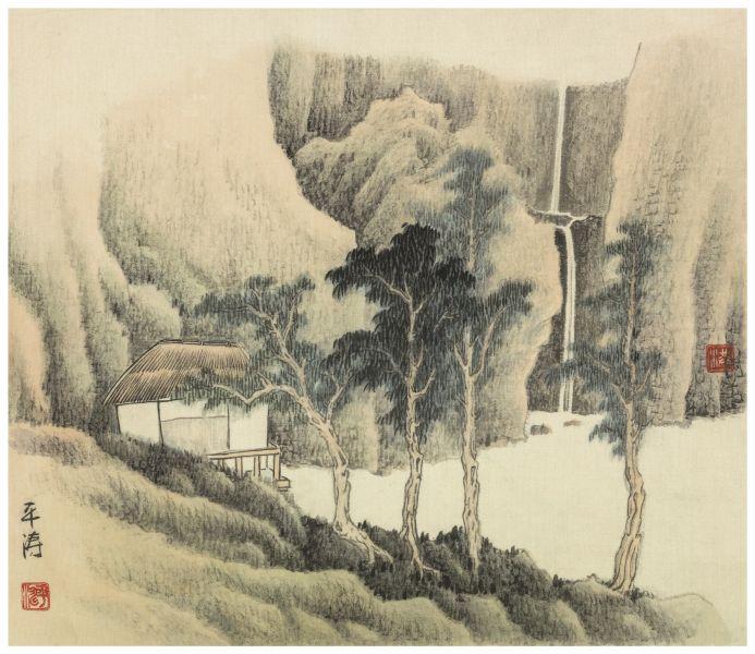 洪平濤-山水9