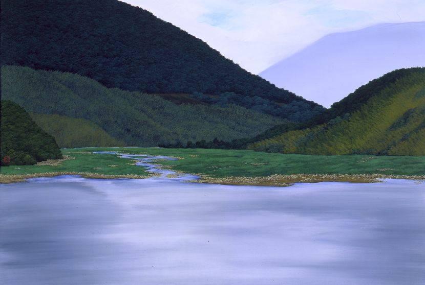洪江波-山谷清泉