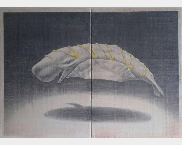 周明誼-鯨魚芥末堡