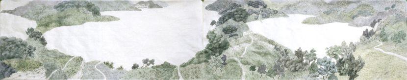 趙品嘉-湖光山色