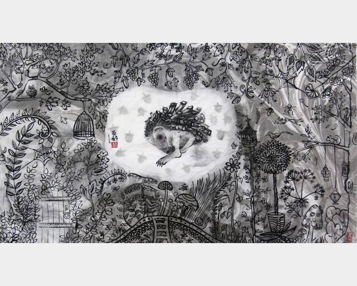 蔡芮郁-表象下的真實系列Ⅰ—核