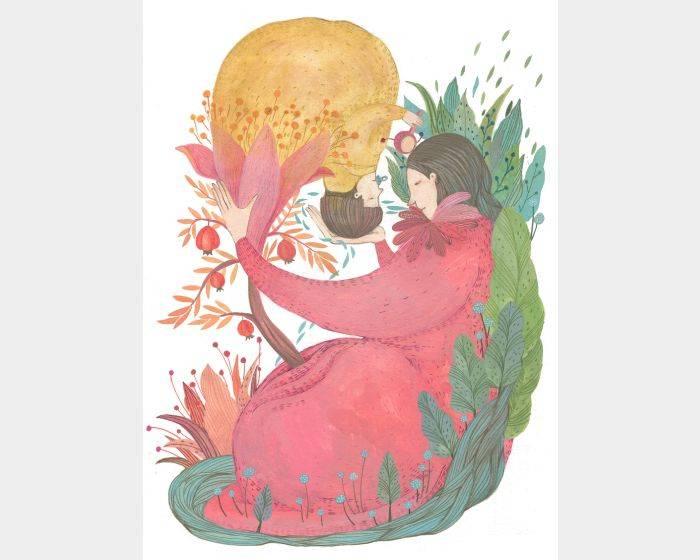 林雅萍-赤裸告白-花