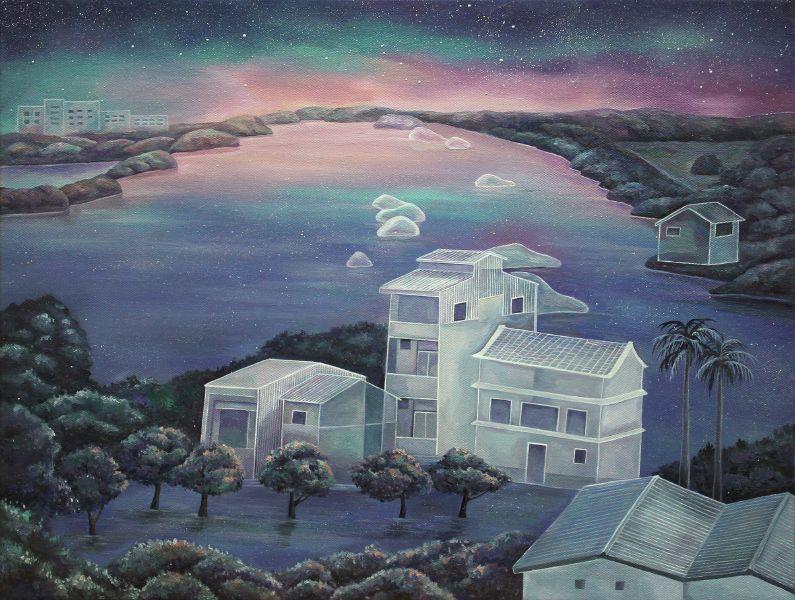 許可昀-當星空靠向海