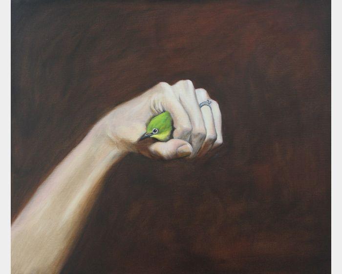 洪司丞-一隻綠繡眼