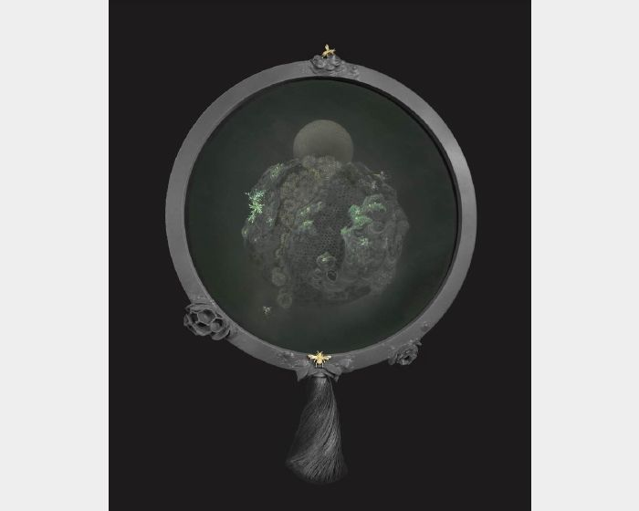 陳彥廷-構成一個圓的空間 . 星球