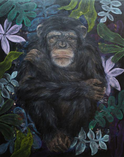 蘇柔安-猩猩與我-14