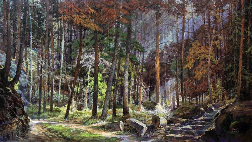 郭明福-森林的邊界