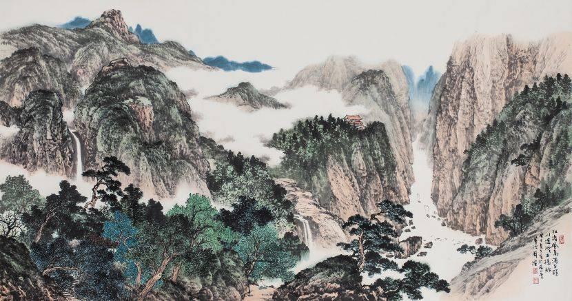 周澄-江渚風高