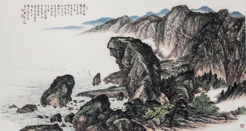 周澄-海上長風