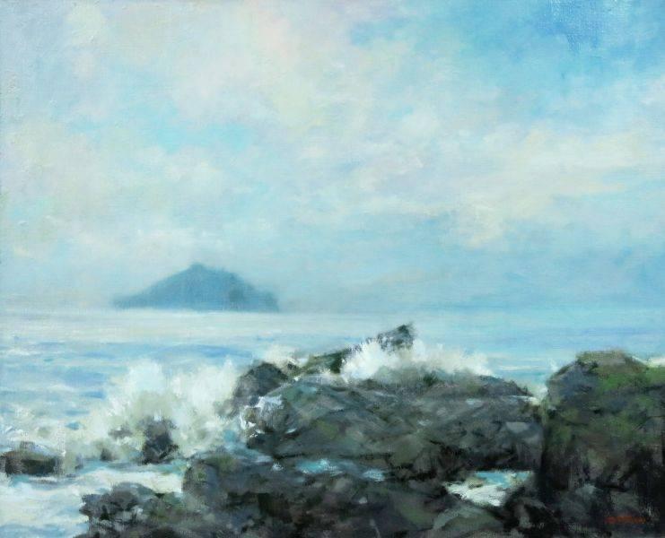 沈東榮-藍天海岸