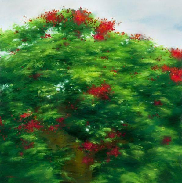 沈東榮-紅豔鳳凰
