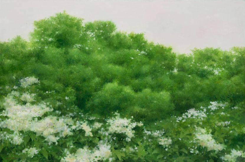 沈東榮-五月雪