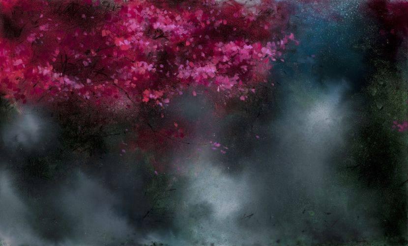 沈東榮-紅 韻
