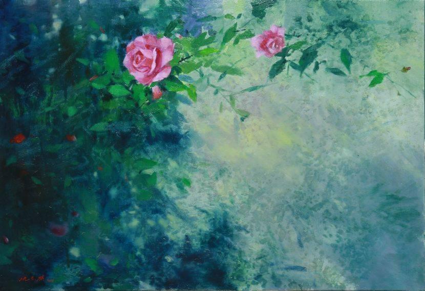 沈東榮-玫 瑰