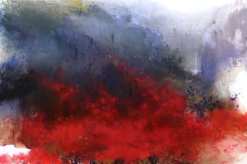 沈東榮-紅妝