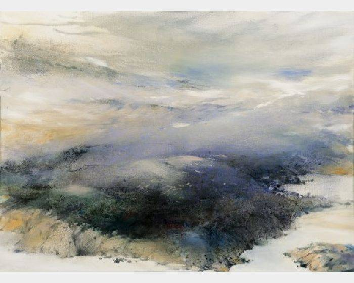 沈東榮-遠天共浮雲