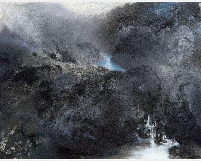 沈東榮-湖光山色