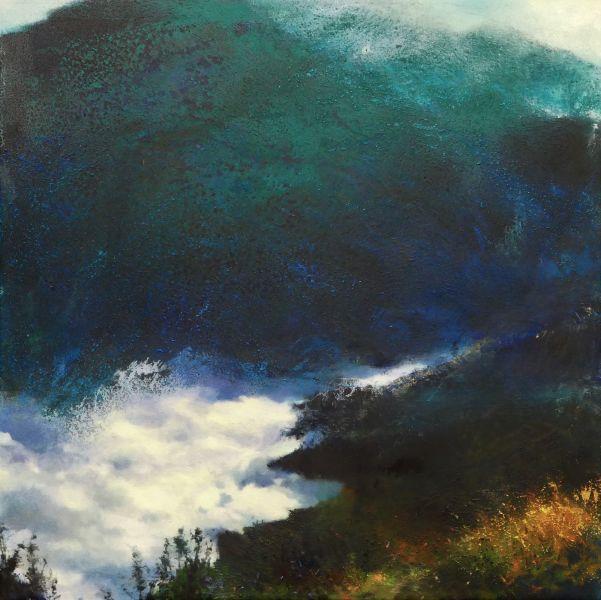 沈東榮-283.坐看雲起