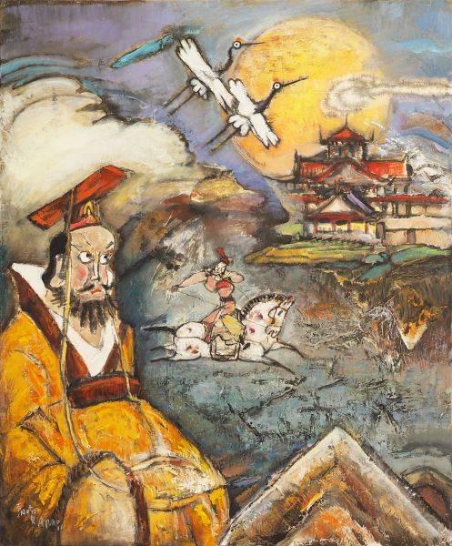 陳朝寶-帝王之尊