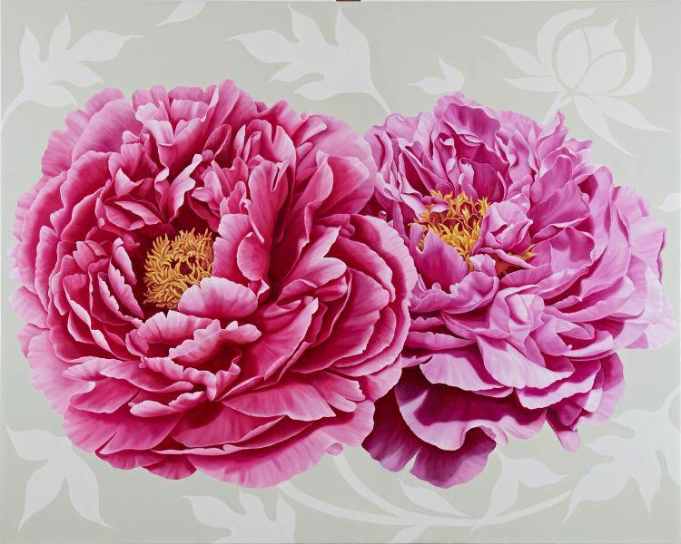 潘鈺-戀戀桃紅