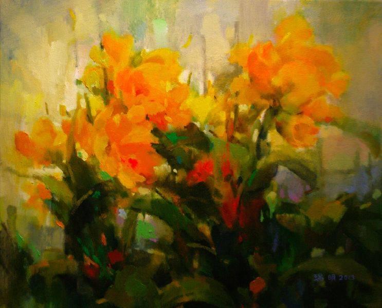 蘇瑞明-黃色交響詩