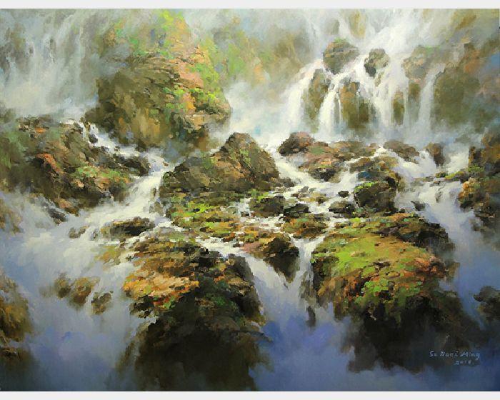 蘇瑞明-九寨仙境