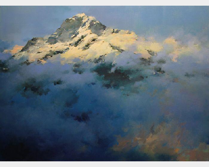 蘇瑞明-雲湧聖峰