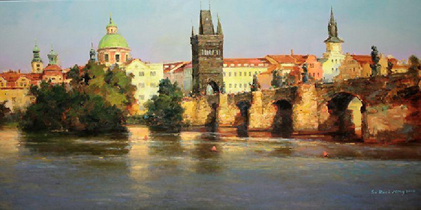 蘇瑞明-情定布拉格