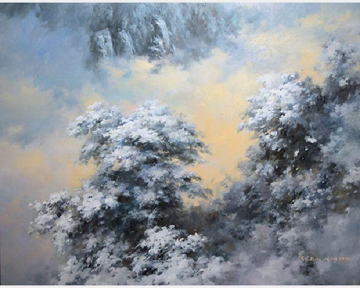 蘇瑞明-黃山雲龍