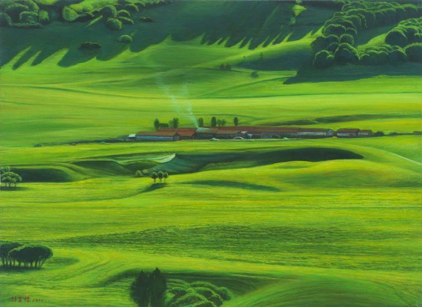 林金標-綠色交響曲