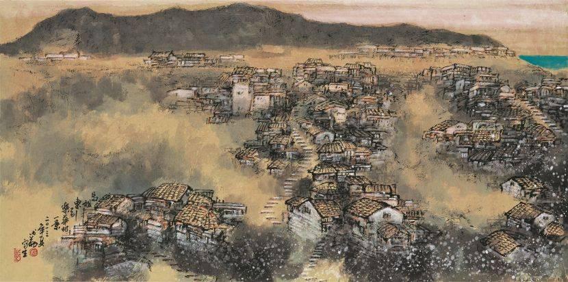 程代勒-馬祖東引樂華村