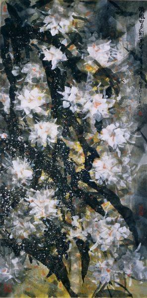 程代勒-清風白月影婆娑