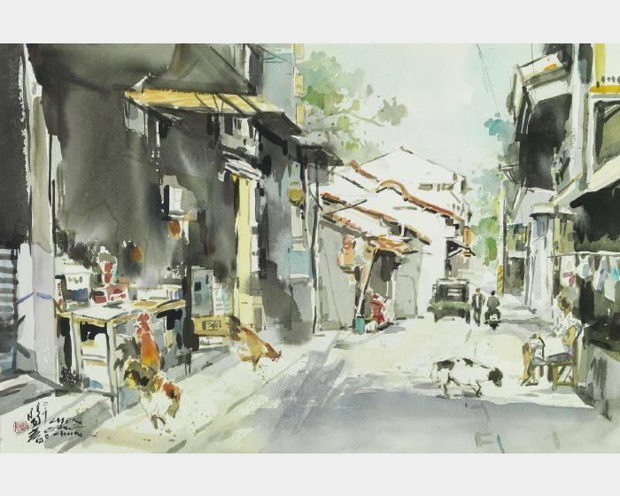 陳陽春-台南花街