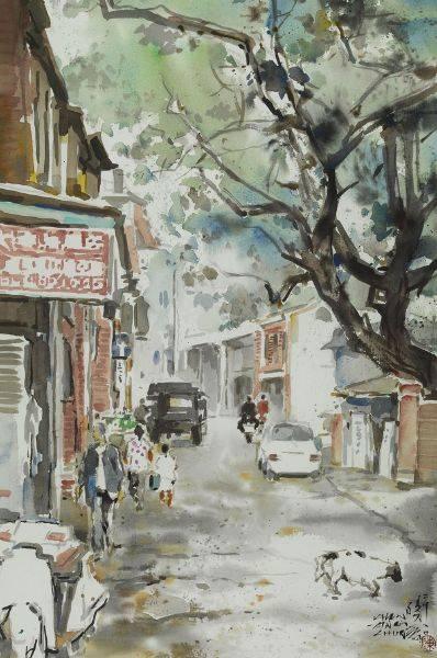 陳陽春-深坑老街