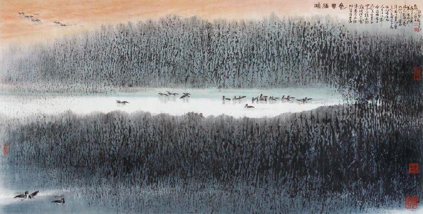 林章湖-鴻雁思念