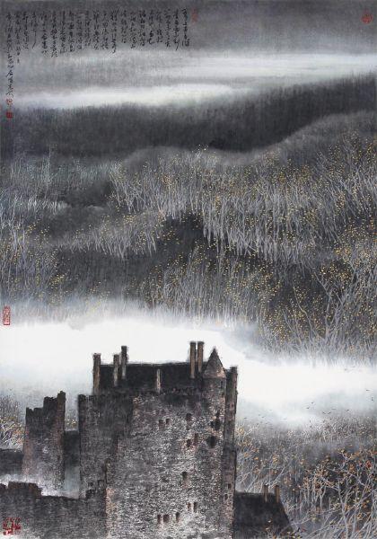 林章湖-逐塵清淨