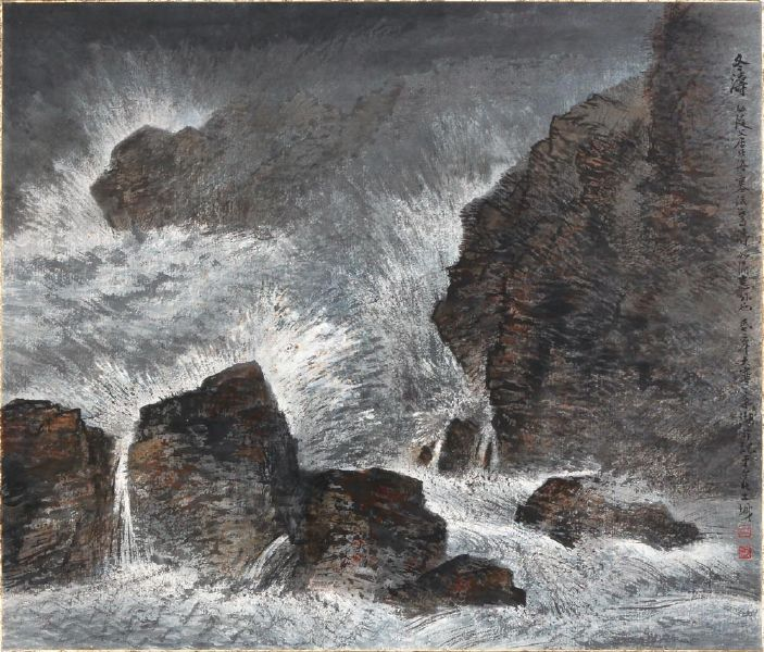 林章湖-冬濤