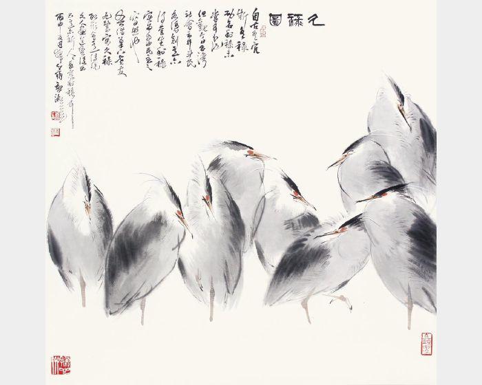 林章湖-久祿圖