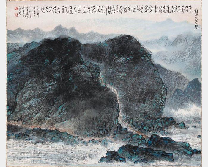 林章湖-和平島一隅