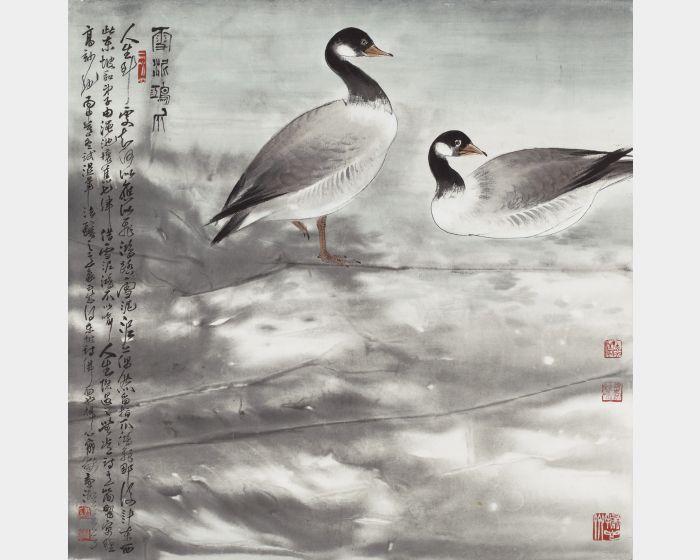 林章湖-雪泥鴻爪