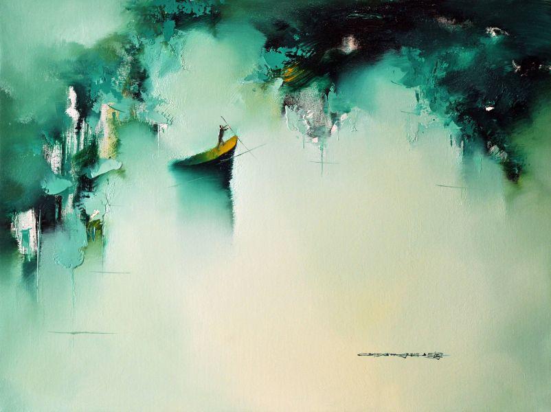 高小云-流水浮舟
