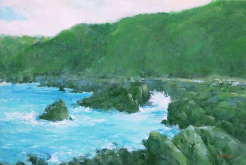 沈東榮-北海岸