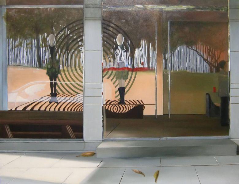 林維蕙-櫥窗幻影