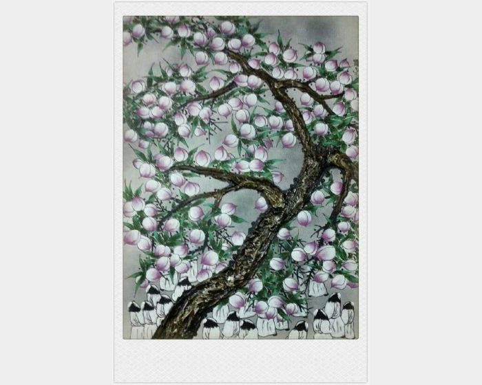 散子(中國)-桃園會 Meeting in the peach garden