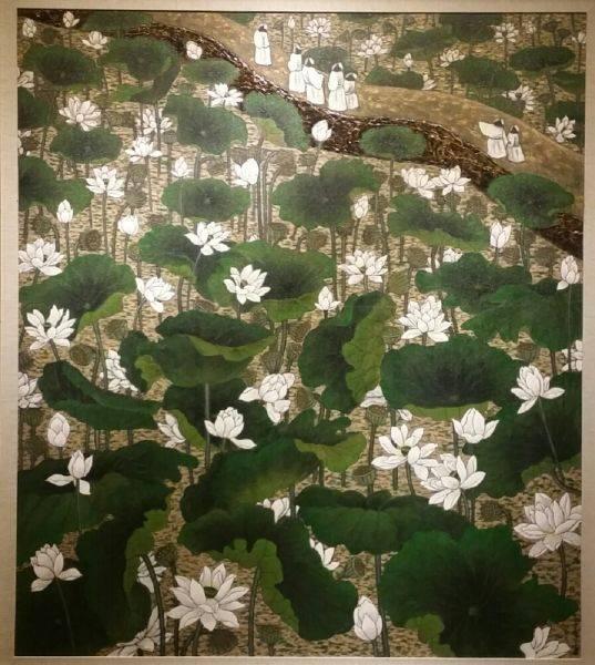 散子-荷問 Asking-Lotus