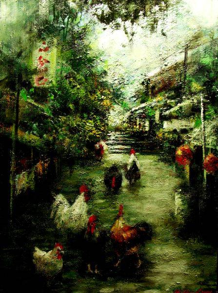 韋啟義 -鄉間小路