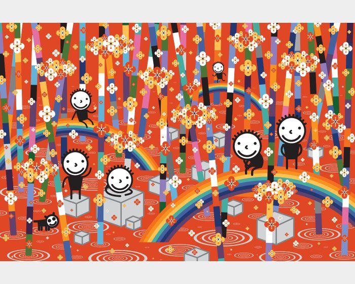 權奇秀-彩虹的夢