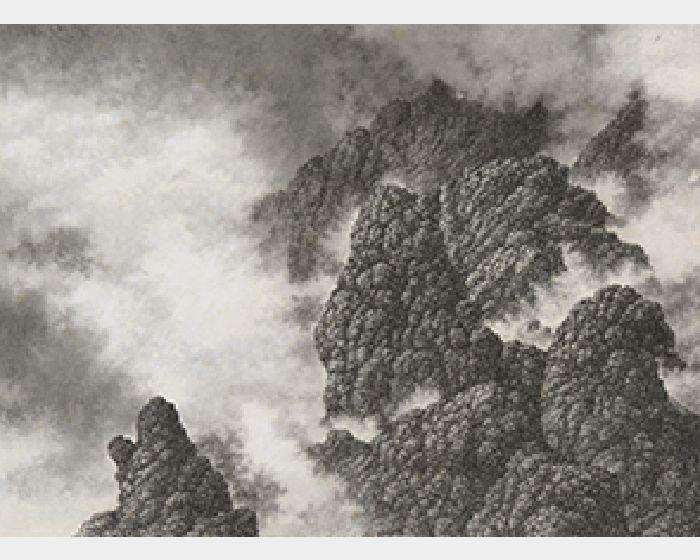 夏一夫-山谷雲起