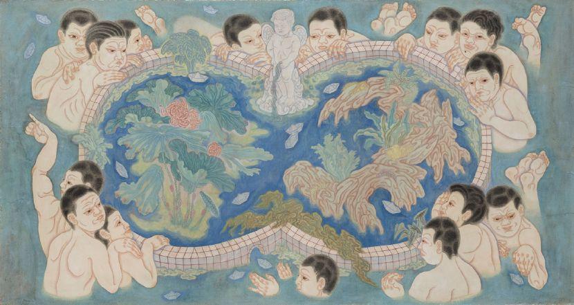 曾建穎-世界池